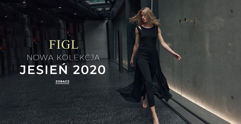 Новая коллекция FIGL Осень-Зима 2020-2021