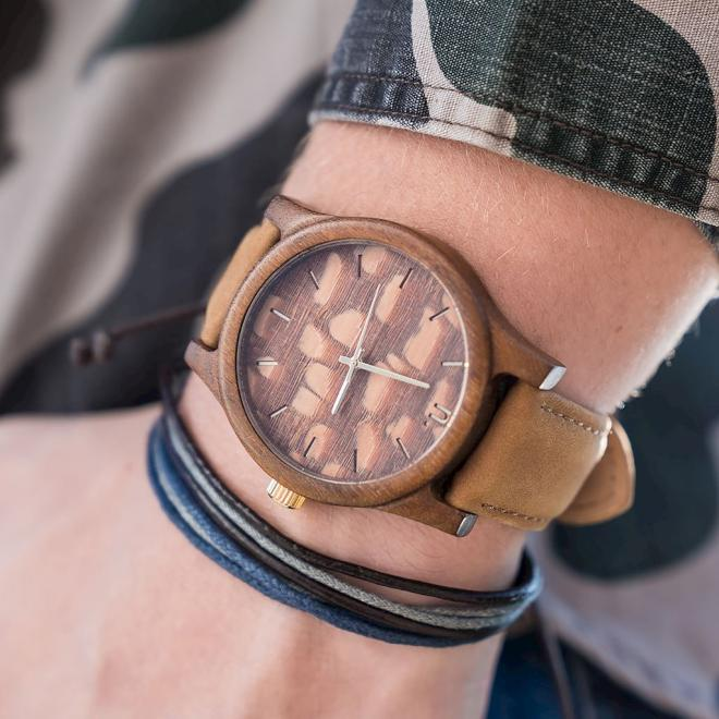 GLOBALTEX  N011 Часы наручные CLASSIC 43MM N011 оптом