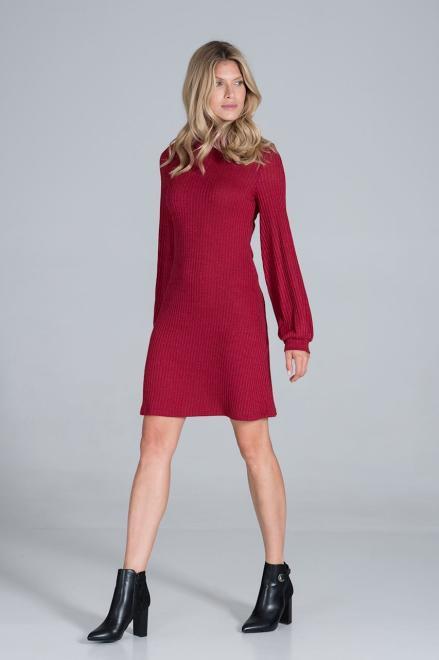 Figl  M831 Платье красный оптом