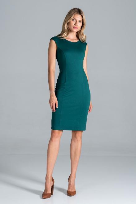 Figl  M834 Платье зеленый оптом