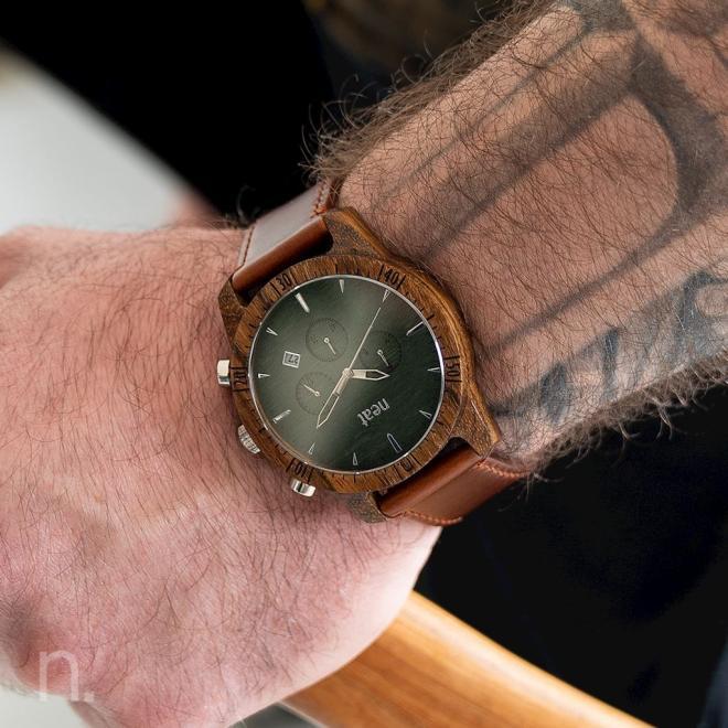 Figl  N086 Часы наручные CHRONO 44MM N086 оптом