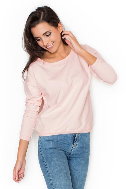 Katrus  K235 Блуза Розовый оптом