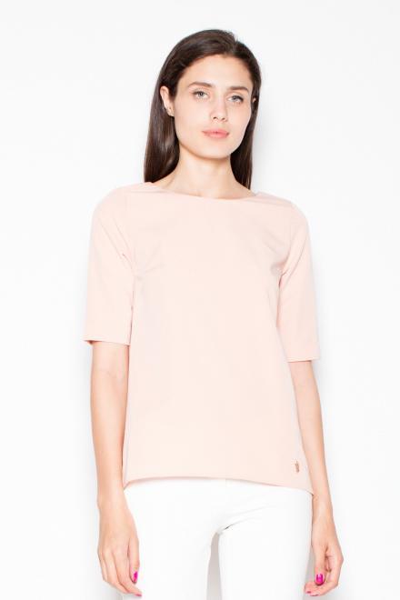 Venaton  VT002 Блузка Розовый оптом