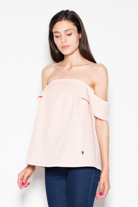 Venaton  VT005 Блузка Розовый оптом