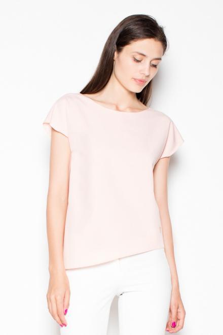 Venaton  VT008 Блузка Розовый оптом