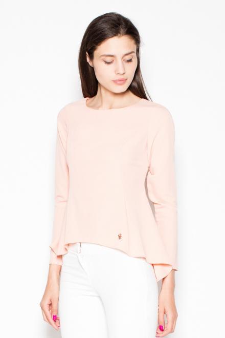 Venaton  VT013 Блузка Розовый оптом
