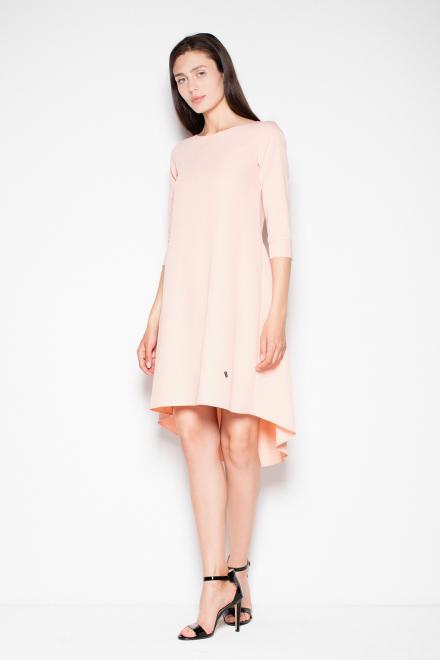 Venaton  VT073 Платье Розовый оптом