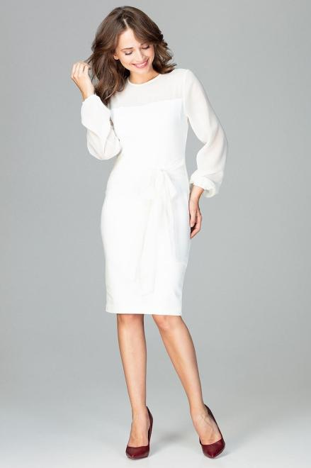 GLOBALTEX  K494 Платье Экри оптом