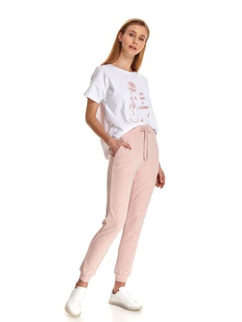 DRYWASH  spodnie długie damskie regular DSP0188 Брюки Светлорозовый оптом