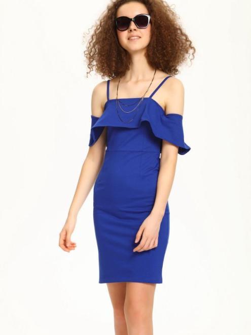 TROLL  sukienka damska  TSU0603 Платье Голубой оптом