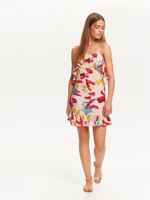 TROLL  sukienka damska  TSU0614 Платье Розовый оптом