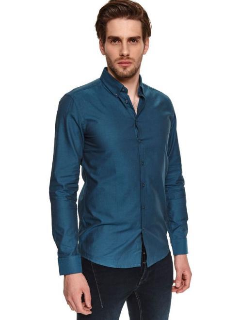 TOP SECRET  koszula z tkaniny oxford SKL3212 Рубашка туркус оптом