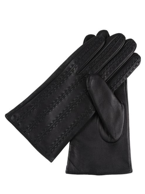 TOP SECRET  rękawiczki standardowe damskie SRE0345 Перчатки Черный оптом