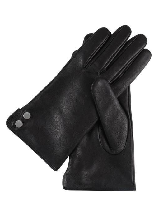 TOP SECRET  rękawiczki standardowe damskie SRE0346 Перчатки Черный оптом