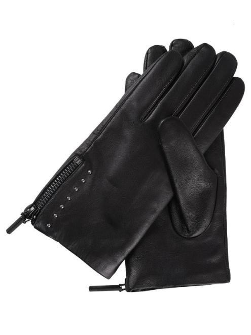 TOP SECRET  rękawiczki standardowe damskie SRE0348 Перчатки Черный оптом