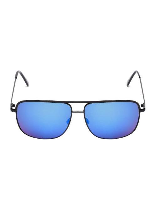 TOP SECRET  okulary przeciwsłoneczne w owalnej oprawce SOK0266 Очки Черный оптом