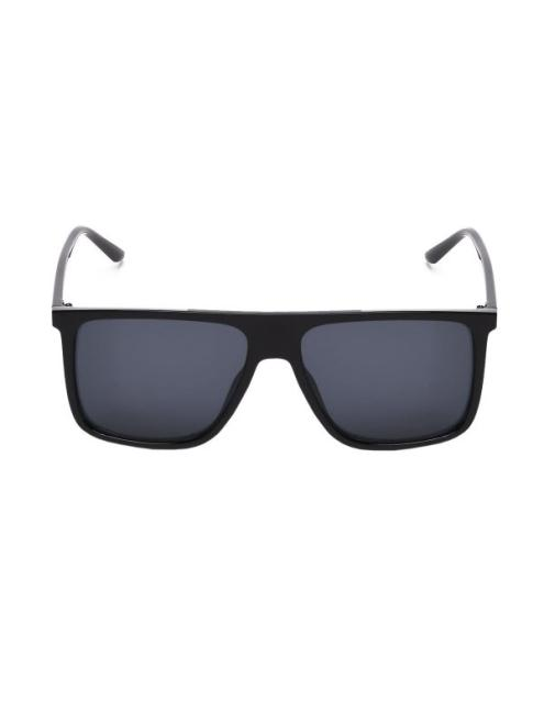 TOP SECRET  okulary przeciwsłoneczne w stylu retro SOK0268 Очки Черный оптом