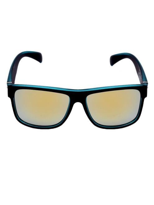 TOP SECRET  okulary przeciwsłoneczne dwukolorowej oprawce SOK0272 Очки Черный оптом
