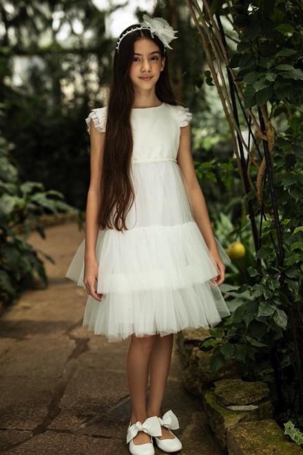 SLY  1SM-01 Платье Экри оптом