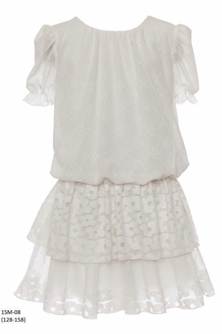 SLY  1SM-08 Платье Экри оптом