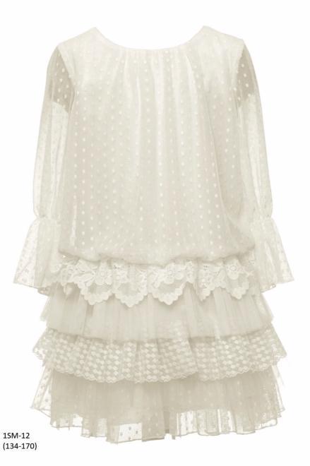 SLY  1SM-12 Платье Экри оптом