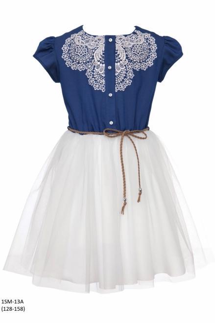 SLY  1SM-13A Платье Экри оптом