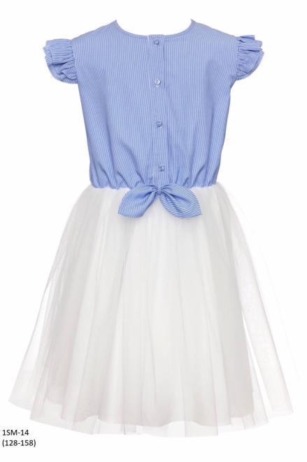 SLY  1SM-14 Платье Розовый оптом