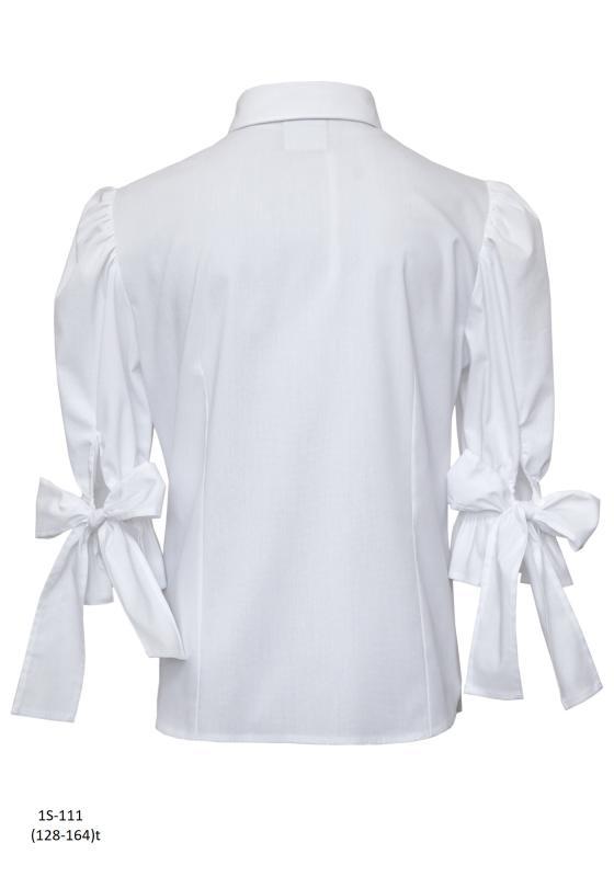 1S-111 Блузка Белый