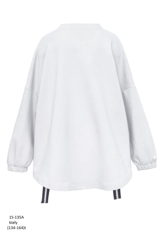 1S-135A Блуза Белый