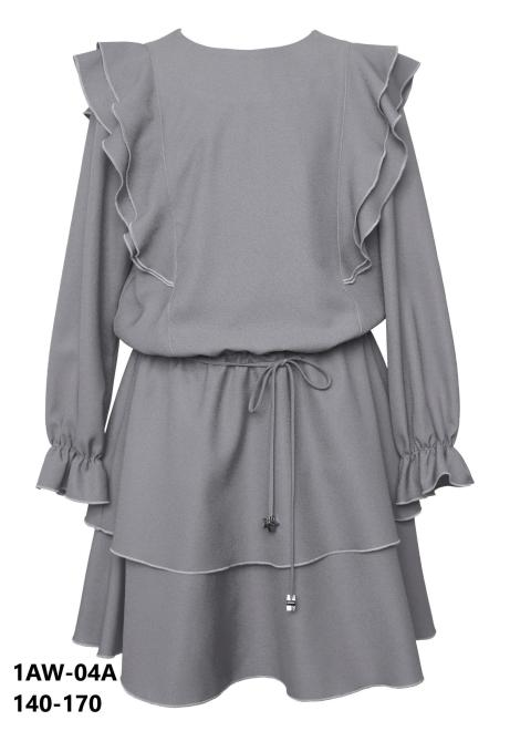 SLY  1AW-04A Платье как на фото оптом