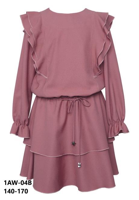 SLY  1AW-04B Платье как на фото оптом