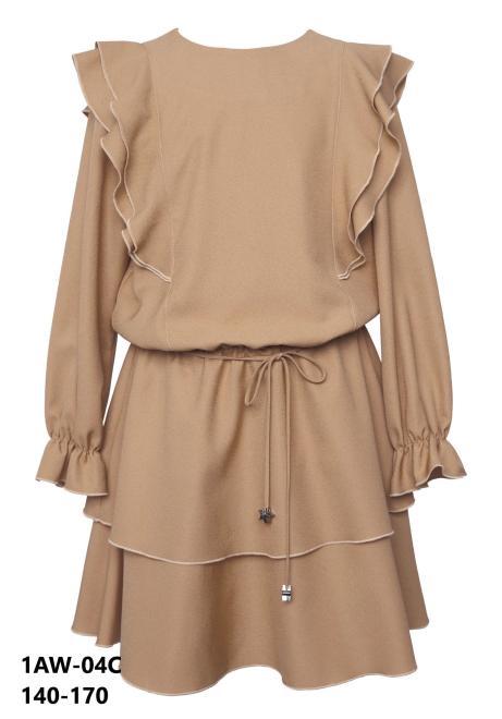 SLY  1AW-04C Платье как на фото оптом