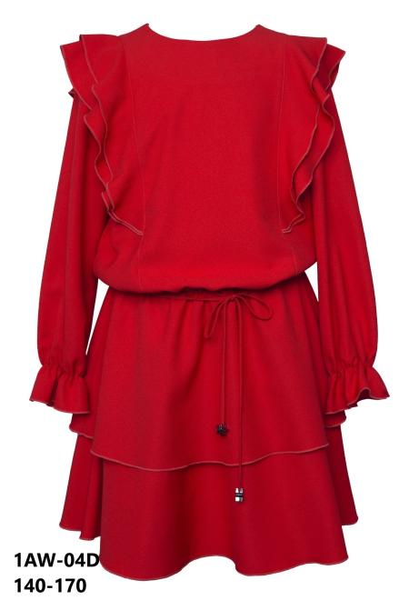 SLY  1AW-04D Платье как на фото оптом