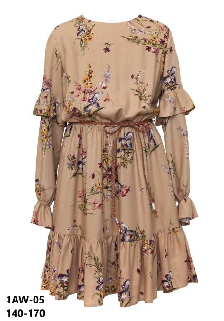 SLY  1AW-05 Платье как на фото оптом