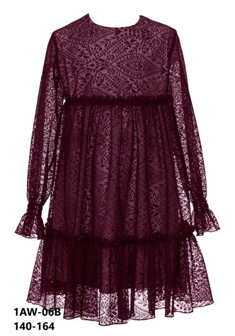 SLY  1AW-06B Платье как на фото оптом