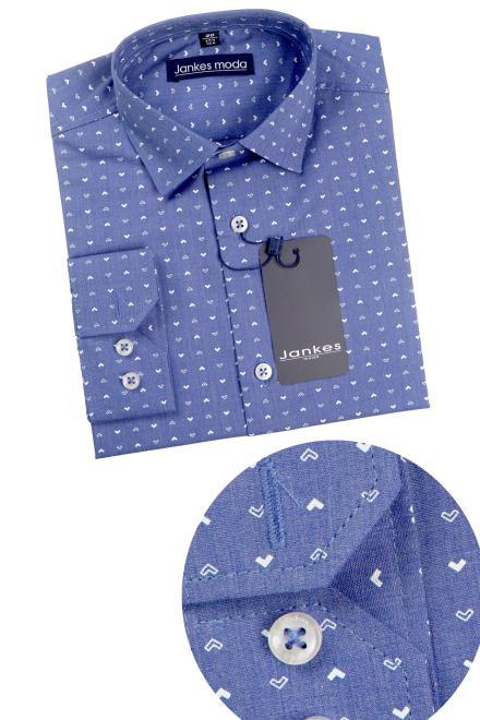 Jankes  06-02 Рубашка цвет