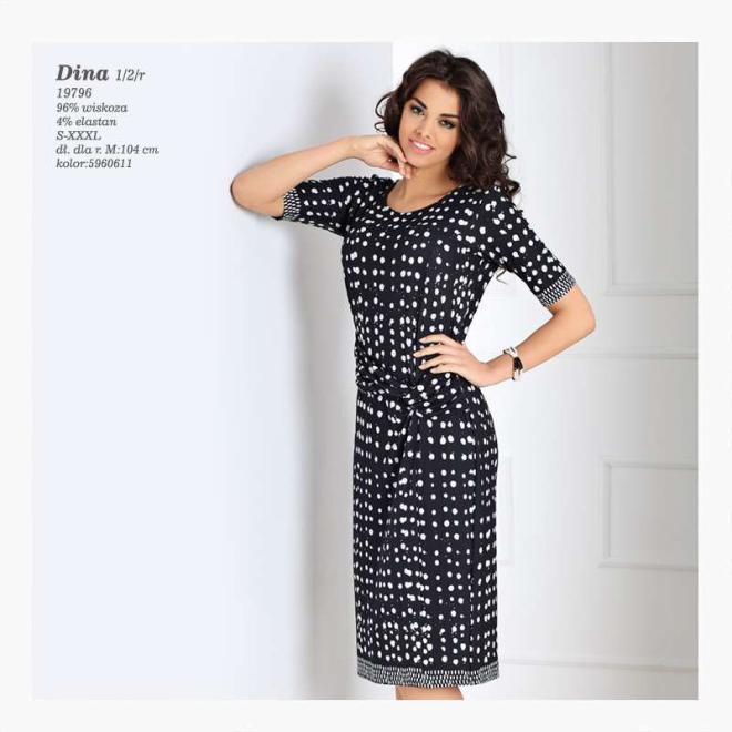 TOPBIS  DINA Платье  оптом