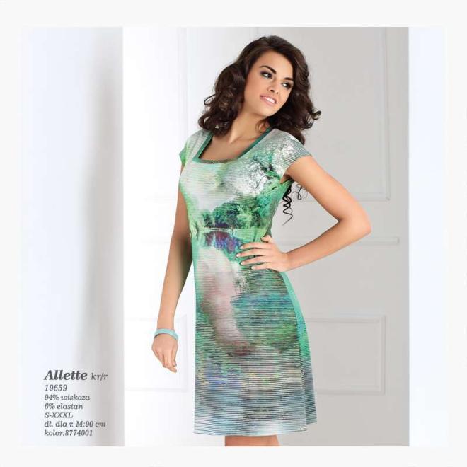 TOPBIS  ALLETTE Платье  оптом