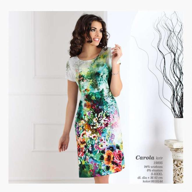 TOPBIS  CAROLA Платье  оптом