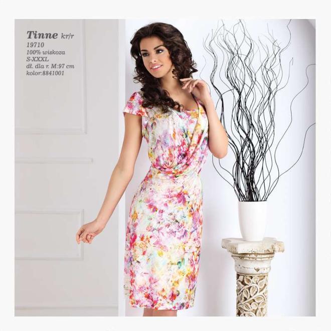 TOPBIS  TINNE Платье  оптом
