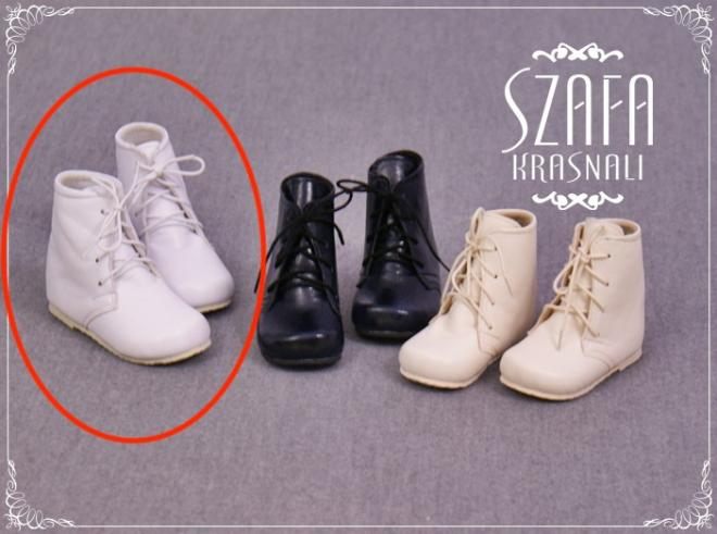 Raznoe  D005 Обувь Белый оптом