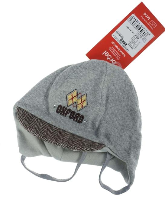 BROEL  BRED шапка Серый оптом