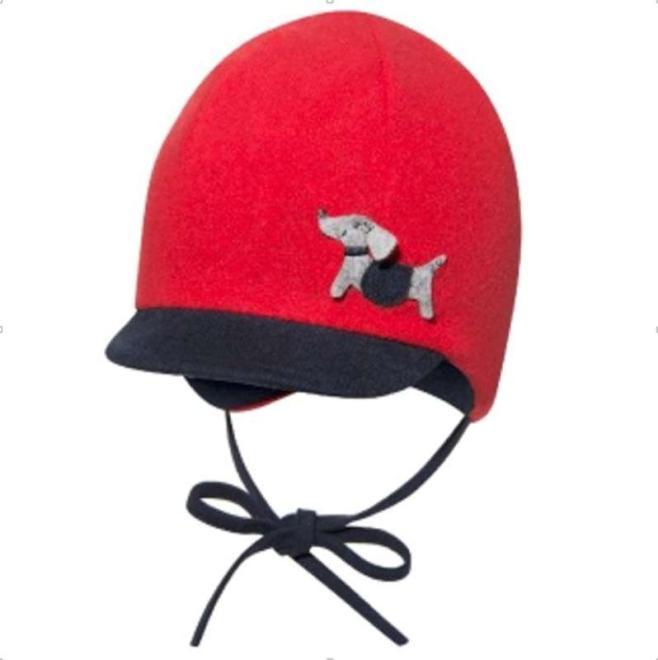 BROEL  GIBI шапка Красный оптом
