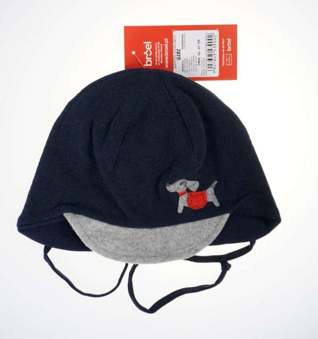 BROEL  GIBI шапка Темно-синий оптом