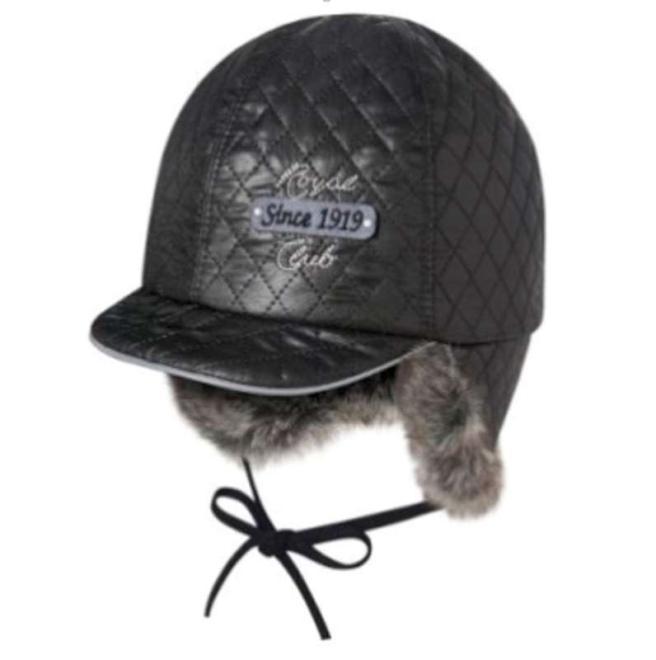 BROEL  KENET шапка Черный оптом