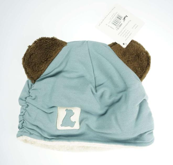 PUPILL  FRED-32 шапка Голубой оптом