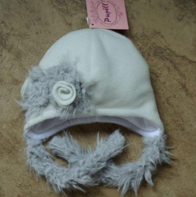 PUPILL  IVET-28 шапка серый оптом