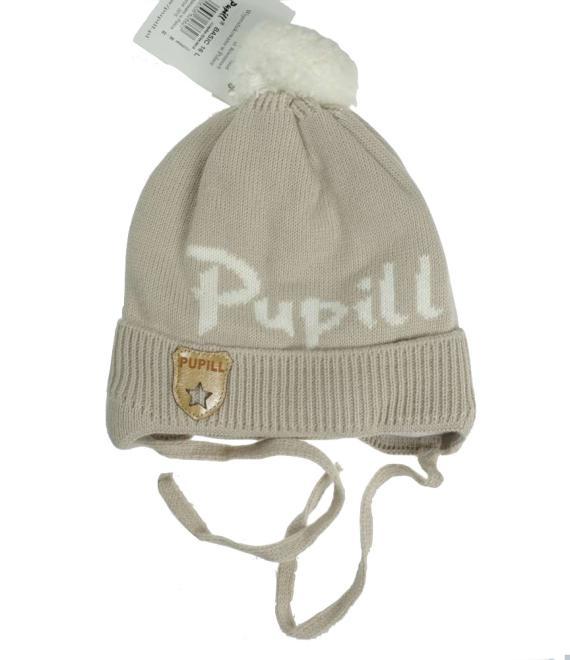 PUPILL  BASIC-16 шапка Бежевый оптом