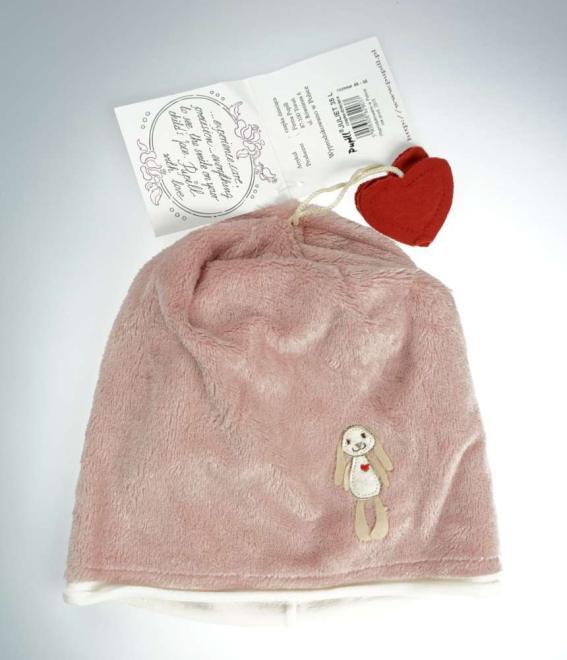 PUPILL  JULIET-35 шапка Розовый оптом