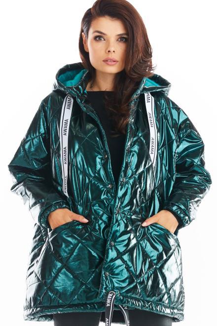 awama  A385 Куртка Beżowy-pikówka оптом